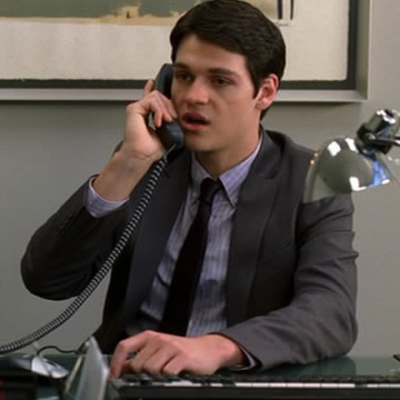 Amanda Daniels' Assistant (Will Peltz) in Entourage