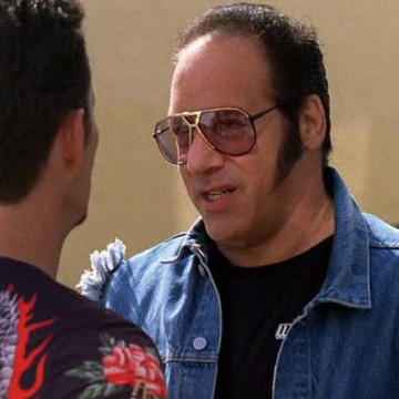 Andrew Dice Clay in Entourage
