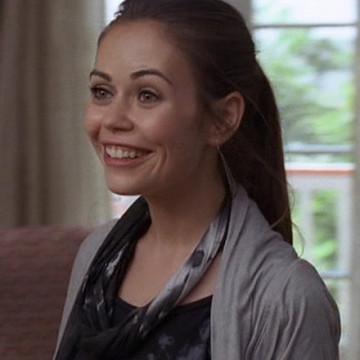 Ashley (Alexis Dziena) in Entourage