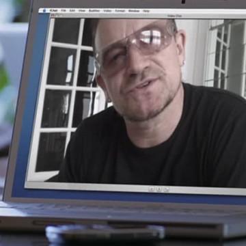 Bono in Entourage