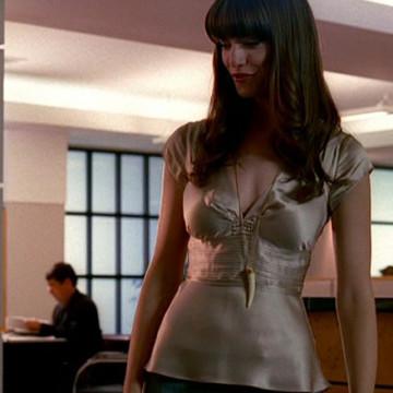 Carol, Harvey's Receptionist (Diana Gettinger) in Entourage
