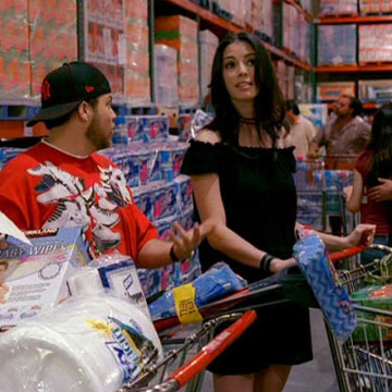 Costco Girl (Christina Cuenca) in Entourage