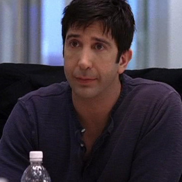 david schwimmer eye color