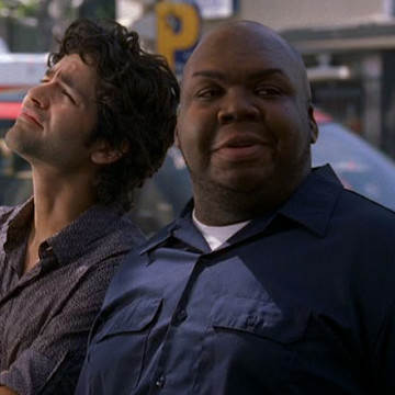 Desk Delivery Guy (Windell Middlebrooks) in Entourage