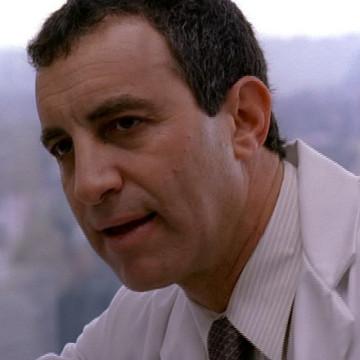 Dr. Jeffrey Reich (Bruce Nozick) in Entourage
