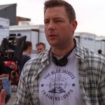 Edward Burns in Entourage