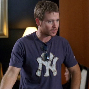 "Eric ""E"" Murphy (Kevin Connolly) in Entourage"