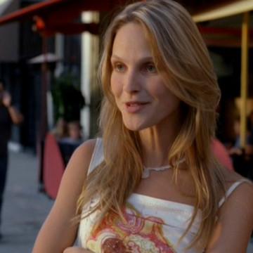 Fiona (Beau Garrett) in Entourage