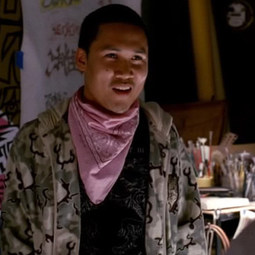 Fukijama (Dante Basco) in Entourage