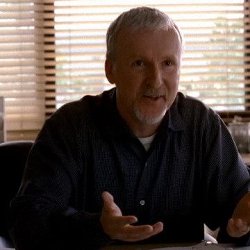 James Cameron in Entourage