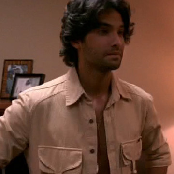 Javier Gracho (Xavier Torres) in Entourage