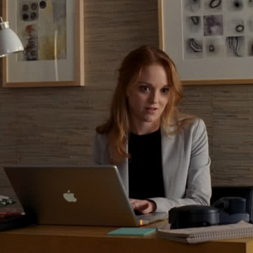 Jennifer (Jayma Mays) in Entourage