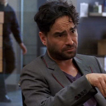 Johnny Galecki in Entourage