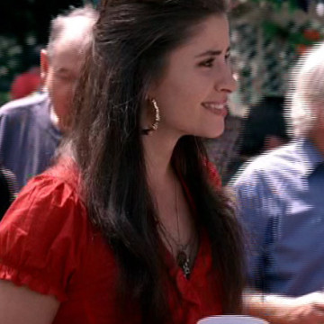 Kara (Mercedes Mason) in Entourage