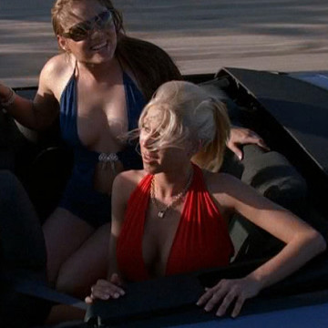 Katie Morgan in Entourage