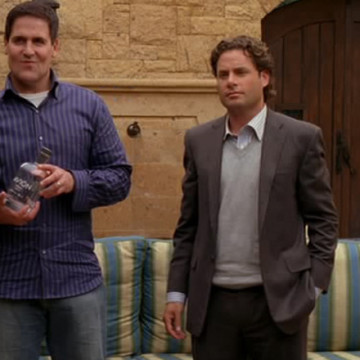 Kevin Shaw (Cory Isaacson) in Entourage