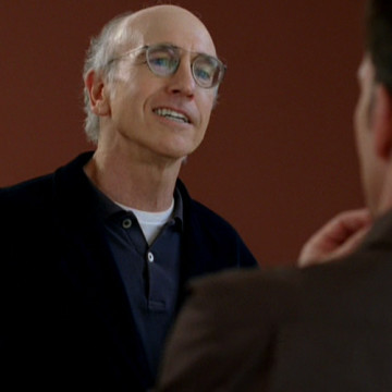 Larry David in Entourage