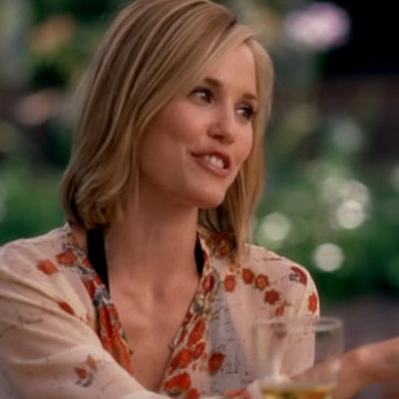 Laurie (Leslie Bibb) in Entourage