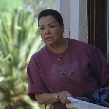 Maria the Housekeeper (Paulette Lamori) in Entourage