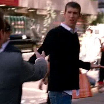 Michael Phelps in Entourage