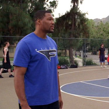 Michael Strahan in Entourage