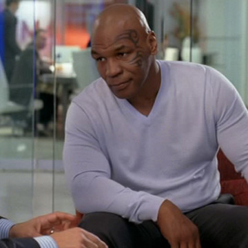 Mike Tyson in Entourage