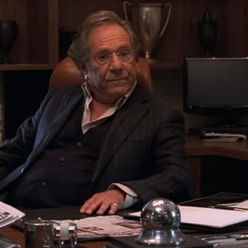 Murray Berenson (George Segal) in Entourage