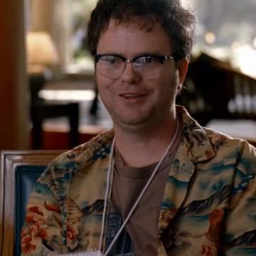 R.J. Spencer (Rainn Wilson) in Entourage
