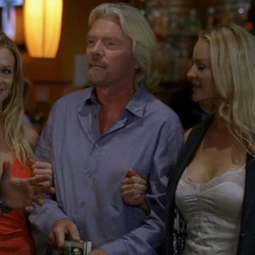 Richard Branson in Entourage