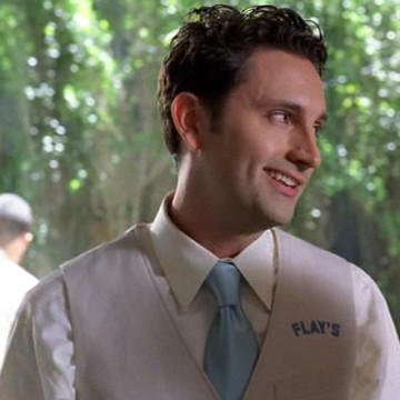 Robbie the Waiter (Cameron Cash) in Entourage