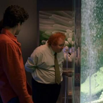 Shark Salesman (Keith Blaney) in Entourage