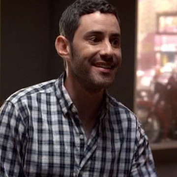 Shawn, Gus Van Sant's Assistant (Jordan Feldman) in Entourage