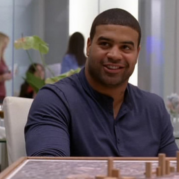Shawne Merriman in Entourage