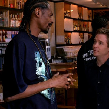 Snoop Dogg in Entourage