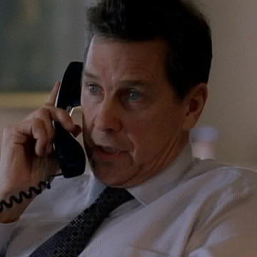 Steve Parls (Tim Matheson) in Entourage