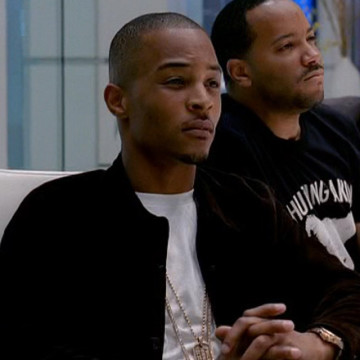 T.I. in Entourage
