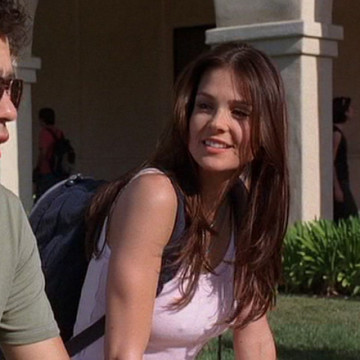 Vince's Campus Girl (Tiffany Brouwer) in Entourage
