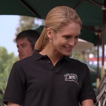 Vince's Date Nikki (Emily Paul) in Entourage