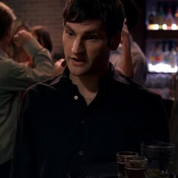 Winston's Cocktail Waiter (Daniel Lindsay) in Entourage