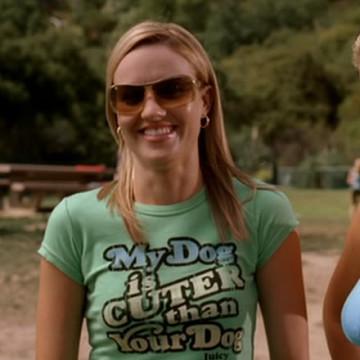 Allyson (Brianne Davis) in Entourage