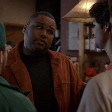 Anthony Anderson in Entourage