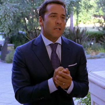 Ari Gold (Jeremy Piven) in Entourage