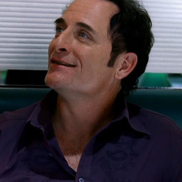 Carl Ertz (Kim Coates) in Entourage