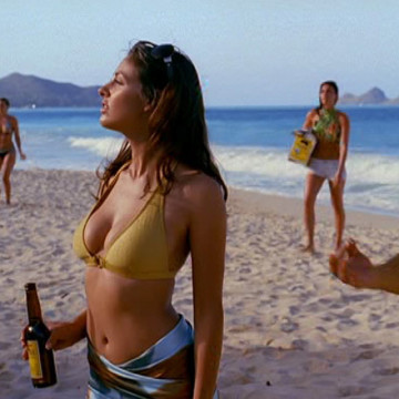 Carol, Turtle's Island Girl (Felisha Terrell) in Entourage