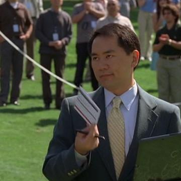 Club Official (Keisuke Hoashi) in Entourage