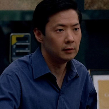 Coffee Shop Manager (Ken Jeong) in Entourage