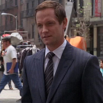 Dan Coakley (Matt Letscher) in Entourage