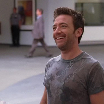 David Faustino in Entourage