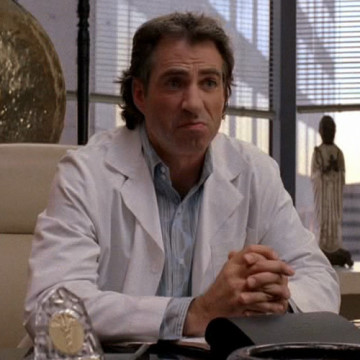Dr. Green (Harry Van Gorkum) in Entourage