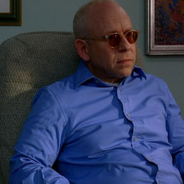 Drama's Marijuana Doctor (Bob Balaban) in Entourage